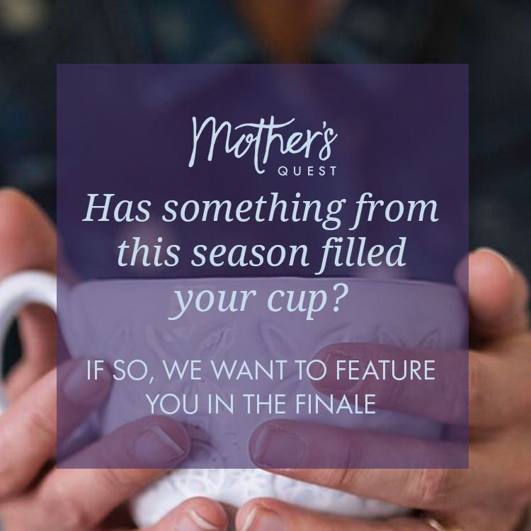 Has Something From This Season Filled Your Cup?
