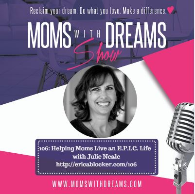 I'm on the Moms With Dreams Show