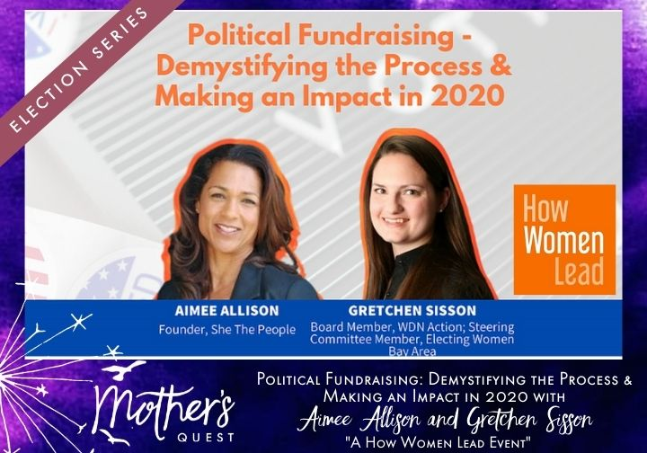 Election Series: Political Fundraising – Demystifying the Process & Making an Impact in 2020