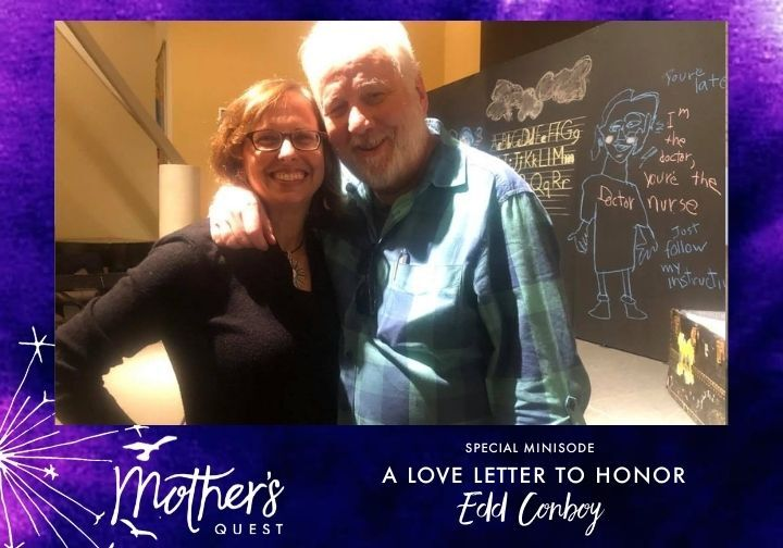 A Love Letter to Honor Edd Conboy