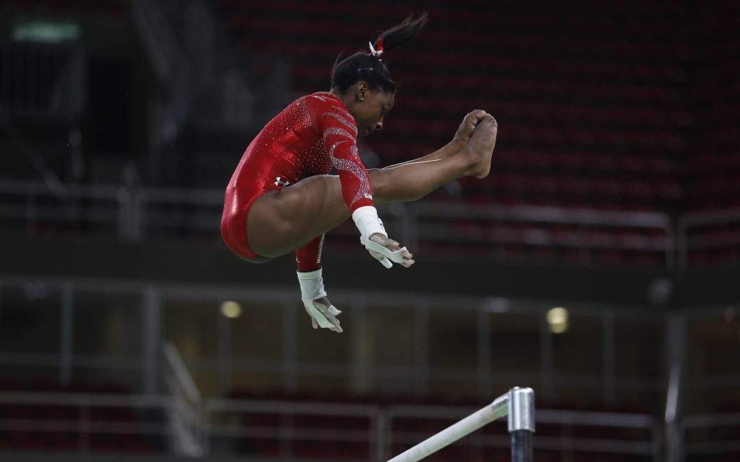 Inspired by Simone Biles…6 Tips For Your Teen Athlete's Mental Health