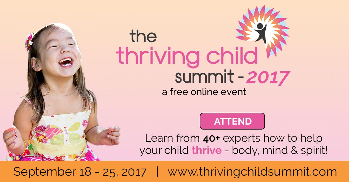 Conversations Curated by My Children's Pediatrician Dr. Song – Thriving Child Summit Starts Monday!