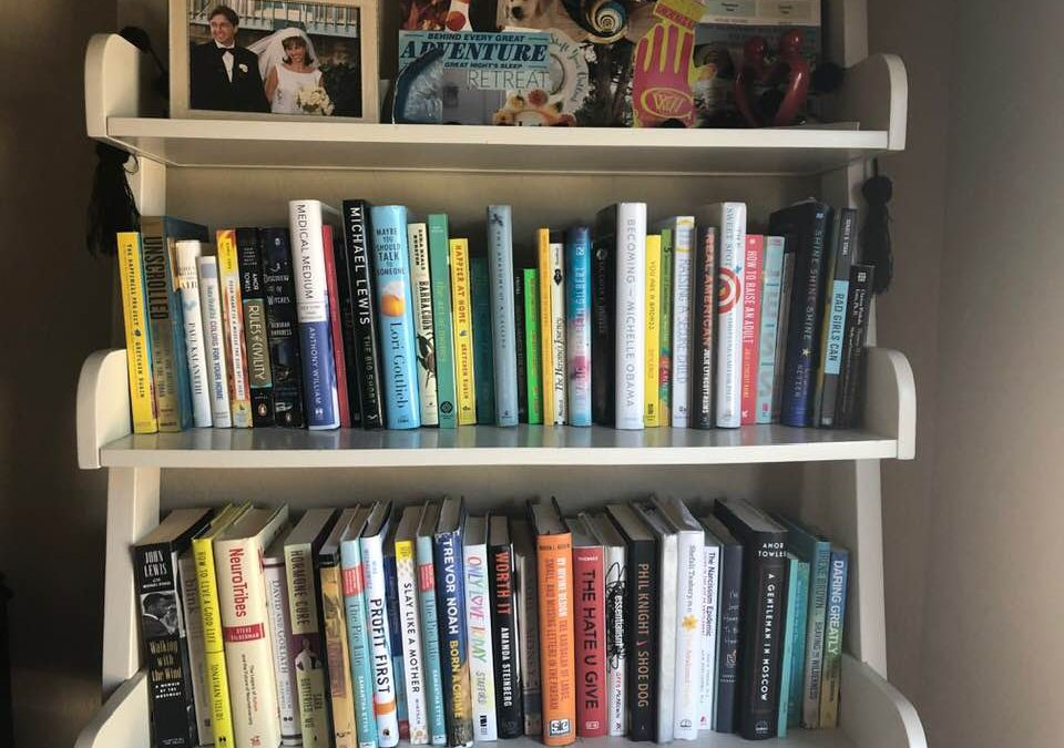Diversity Bookshelf Challenge