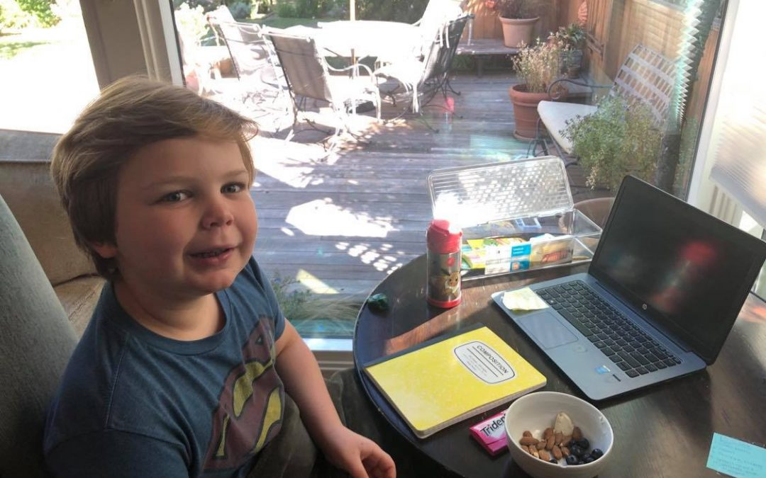 Distance Learning Ready: Suggestions From an Occupational Therapist on Helping Your Child Stay Engaged